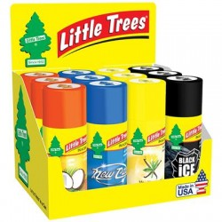LITTLE TREES IN A CAN - AIR FRESHENER DISPLAY 12CT