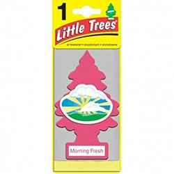 LITTLE TREES - MORNING FRESH AIR FRESHENER 24 PACK