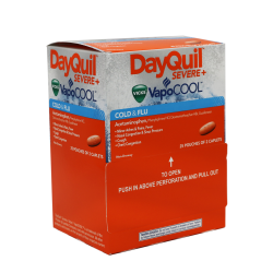 VICKS DAYQUIL SEVERE COLD & FLU RELIEF