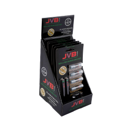 JVB E-CIG MEGA RECHARGEABLE KIT REGULAR & MENTHOL FLAVOR