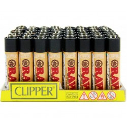 RAW CLIPPER LIGHTER 48CT
