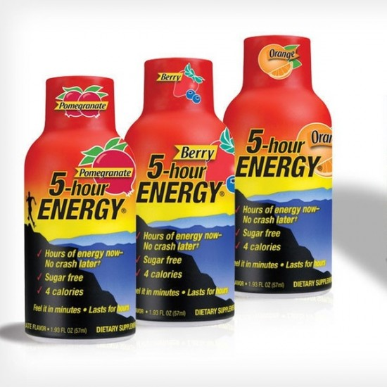5 Hour Energy Regular Strength