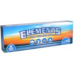 ELEMENTS 40 PACK CONES KING SIZE