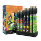 RICKY AND MORTY 3 IN 1 TWIST BATTERY - 18PC/DISPLAY