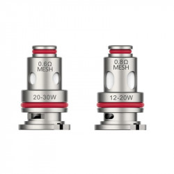 Vaporesso GTX-2 Mesh Replacement Coils - Pack of 5